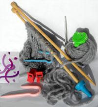 Acheter tout le matériel malin pour le tricot